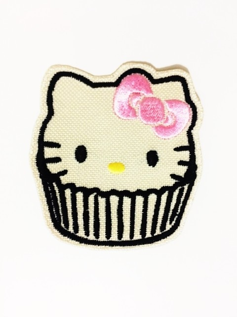Patch Hello Kitty Cupcake
