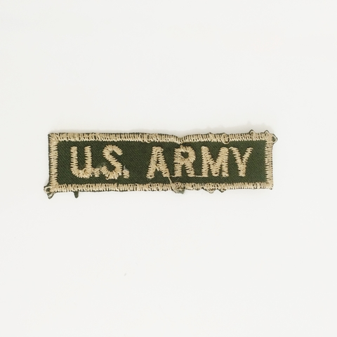 Patch US Army | Aplique Fashion em tecido termocolante