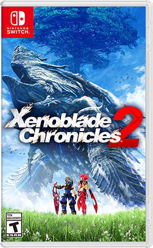 XENOBLADE CHRONICLES 2 NINTENDO SWITCH - tienda online