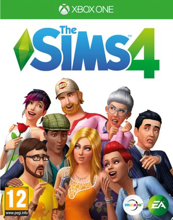 THE SIMS 4 XBOX ONE - comprar online