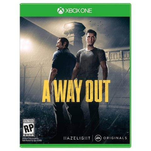 A WAY OUT XBOX ONE - comprar online