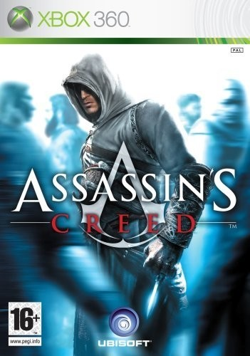 ASSASSIN'S CREED 1 XBOX 360 - comprar online