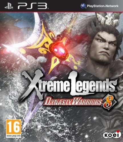 DINASTY WARRIORS 8: XTREME LEGENDS PS3