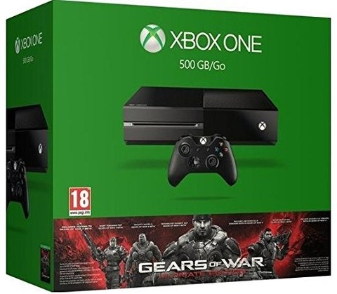 XBOX ONE 500 GB GEAR OF WAR Bundle - comprar online