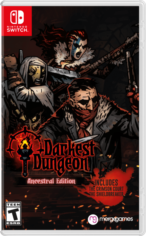 DARKEST DUNGEON NINTENDO SWITCH - comprar online