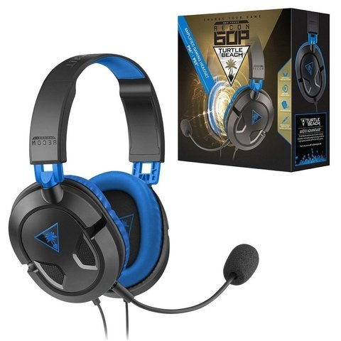 AURICULARES TURTLE BEACH RECON 60P - Play For Fun