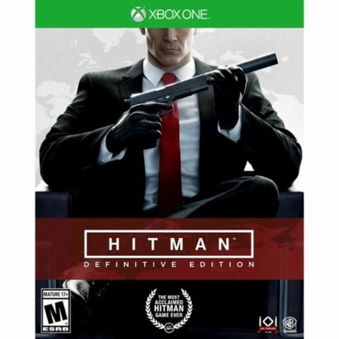 HITMAN DEFINITIVE EDITION XBOX ONE - comprar online