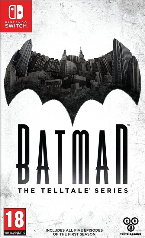 BATMAN THE TELLTALE SERIES NINTENDO SWITCH en internet