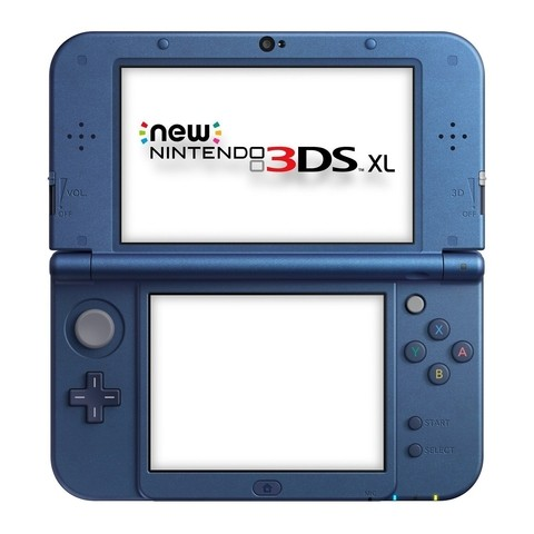 NEW NINTENDO 3DS XL GALAXY - comprar online