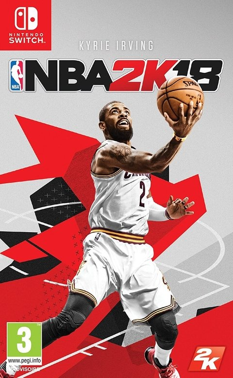 NBA 2K 18 NINTENDO SWITCH