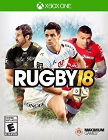 RUGBY 18 XBOX ONE - comprar online