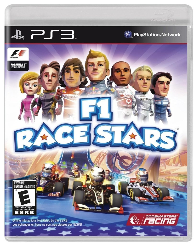 F1 RACE STAR PS3