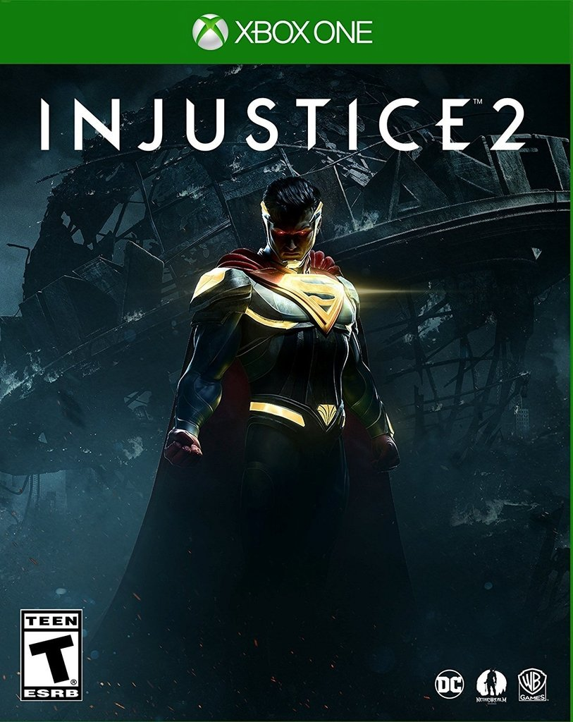 INJUSTICE 2 XBOX ONE - comprar online