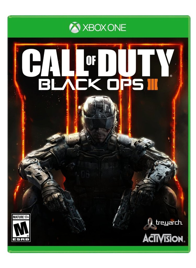 CALL OF DUTY BLACK OPS 3 XBOX ONE - comprar online