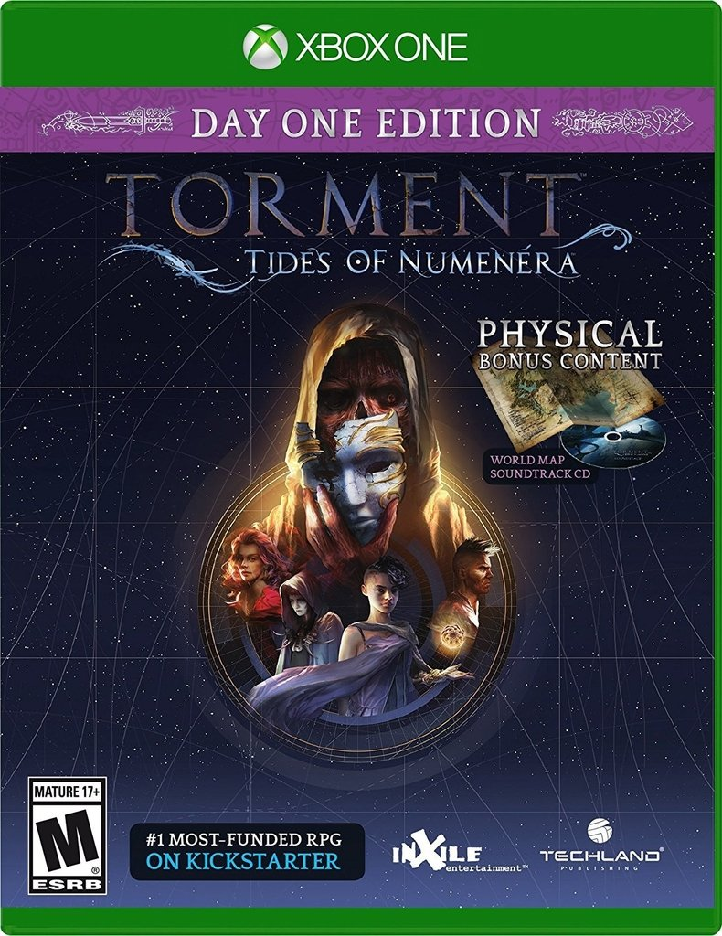 TORMENT: TIDES OF NUMENERA XBOX ONE - comprar online