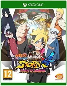 NARUTO SHIPPUDEN ULTIMATE NINJA STORM 4 ROAD TO BORUTO XBOX ONE - comprar online
