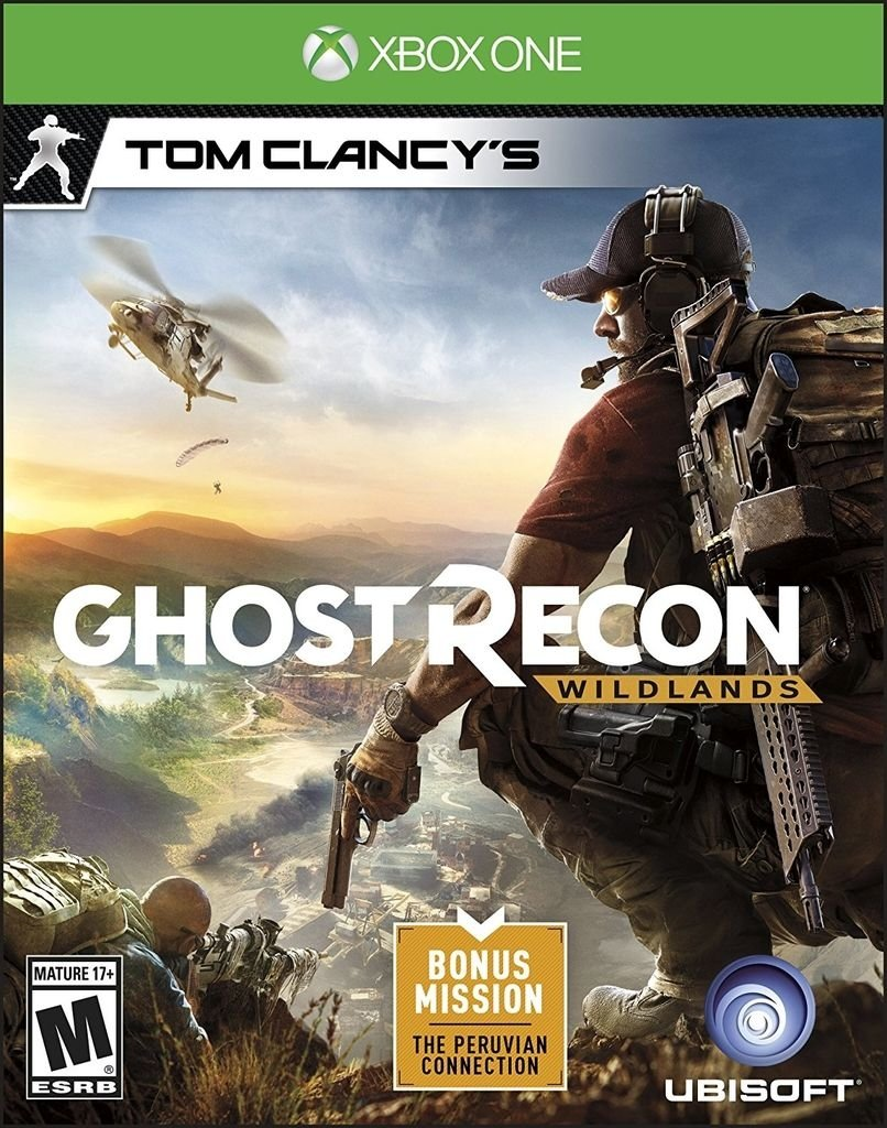 TOM CLANCY'S GHOST RECON WILDLANDS XBOX ONE - comprar online