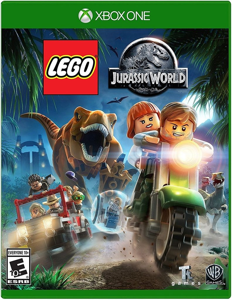 LEGO JURASSIC WORLD XBOX ONE - comprar online