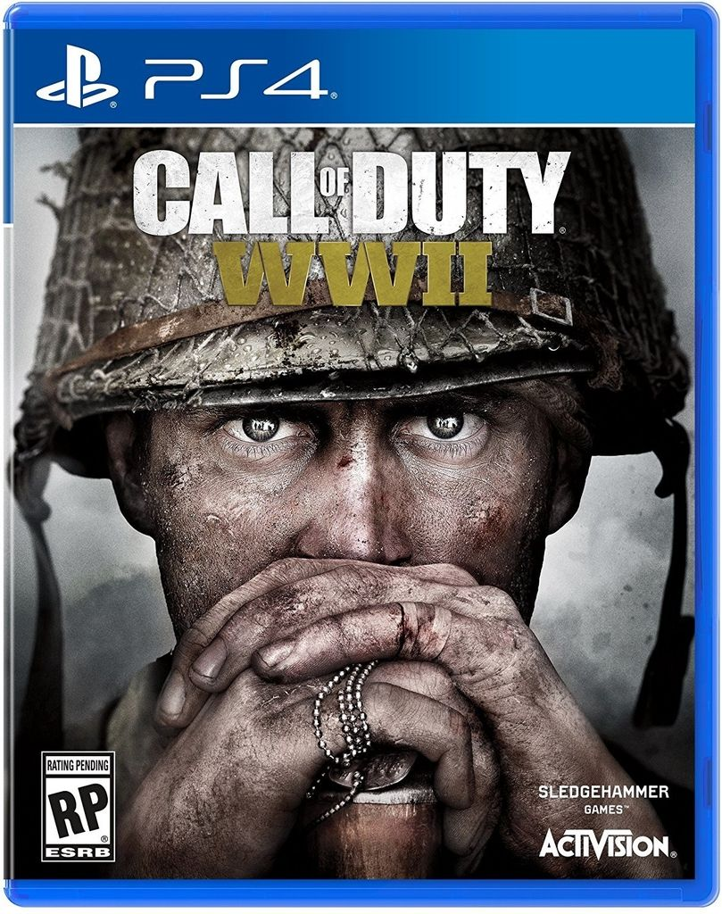 PREVENTA CALL OF DUTY: WWII PS4/XBOX ONE