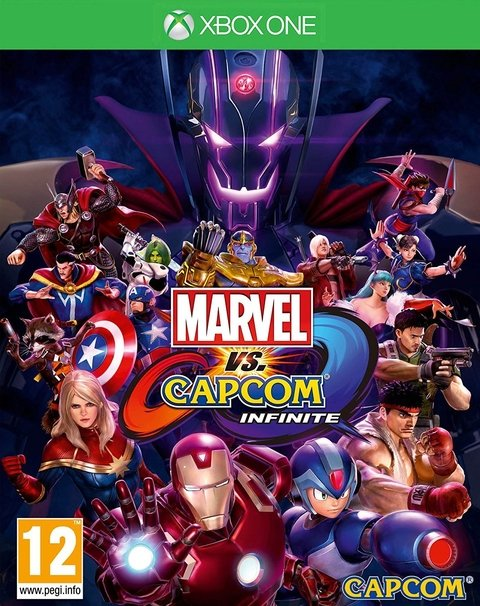 MARVEL VS CAPCOM INFINITE XBOX ONE - comprar online