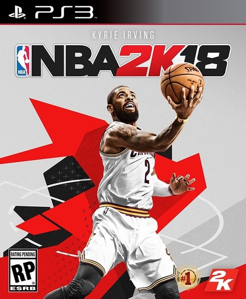 NBA 2K18 PS3 - comprar online