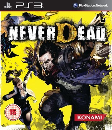 NEVER DEAD PS3