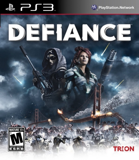 DEFIANCE PS3