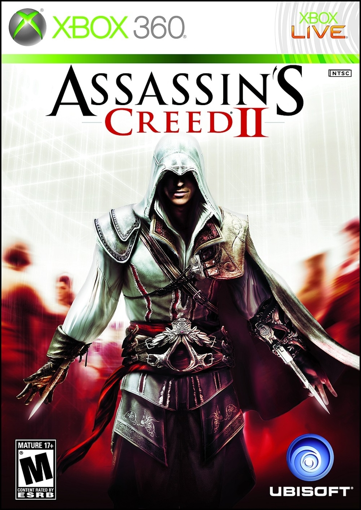 ASSASSIN´S CREED 2 XBOX 360 - comprar online