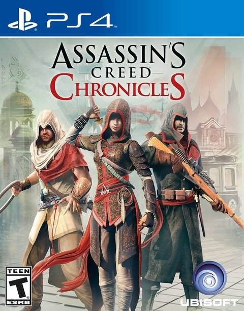 ASSASSIN'S CREED CHRONICLES PS4 - comprar online