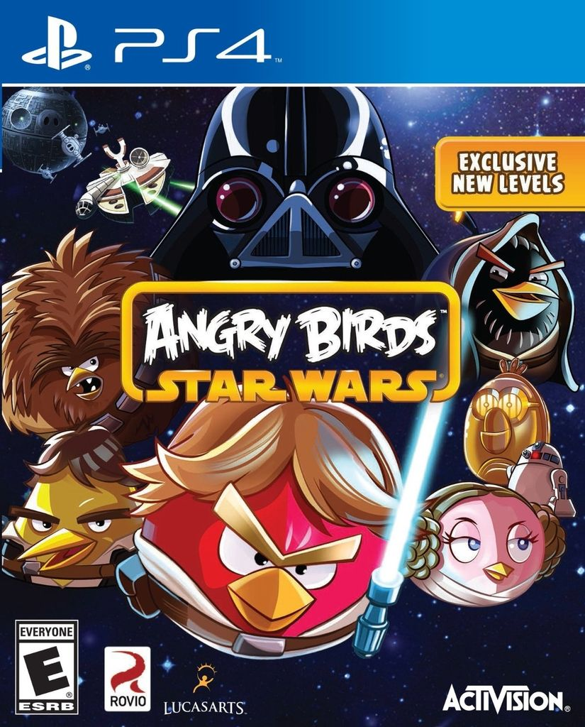 ANGRY BIRDS STAR WARS PS4