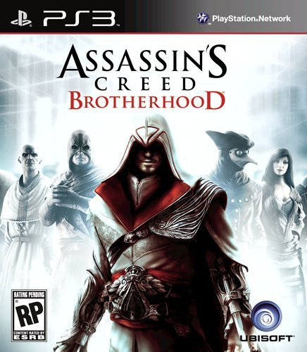 ASSASSIN´S CREED BROTHERHOOD PS3