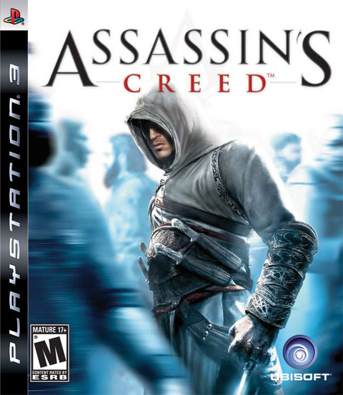 ASSASSIN'S CREED 1 PS3