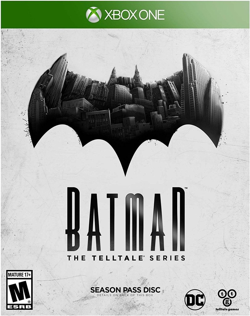BATMAN THE TELLTALE SERIES XBOX ONE - comprar online