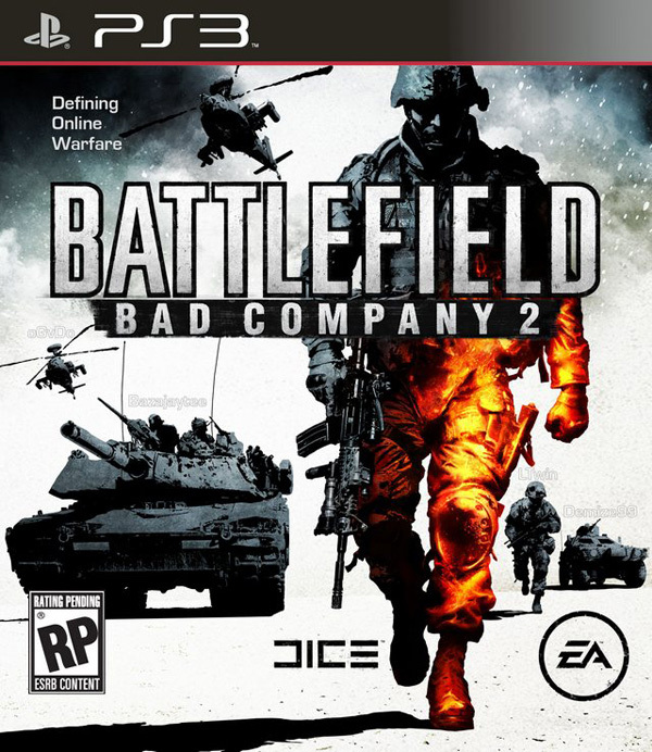 BATTLEFIELD BAD COMPANY 2 PS3