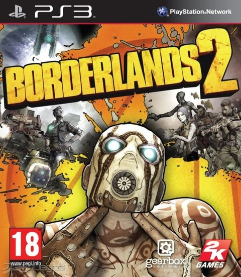 BORDERLANDS II - PS3