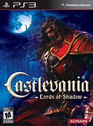 CASTLEVANIA LORDS OF SHADOW PS3