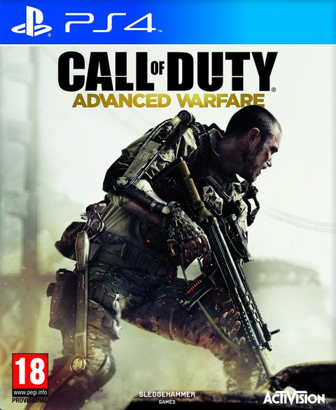 CALL OF DUTY ADVANCED WARFARE PS4 - comprar online