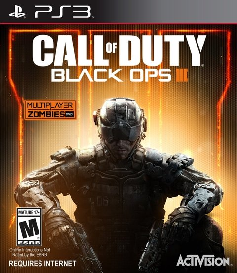 CALL OF DUTY BLACK OPS 3 PS3 - comprar online