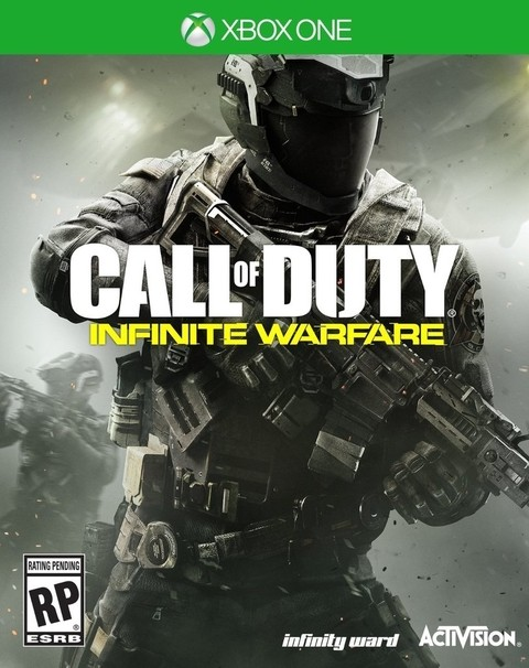 CALL OF DUTY INFINITE WARFARE XBOX ONE - comprar online