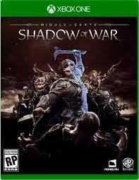 MIDDLE EARTH: SHADOW OF WAR XBOX ONE - comprar online