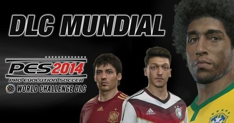 PES 14 WORLD CHALLENGE - PRO EVOLUTION SOCCER BLAZIL 2014 PS3 DIGITAL