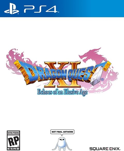 PREVENTA DRAGON QUEST XI : ECHOES OF AN ELUSIVE AGE PS4