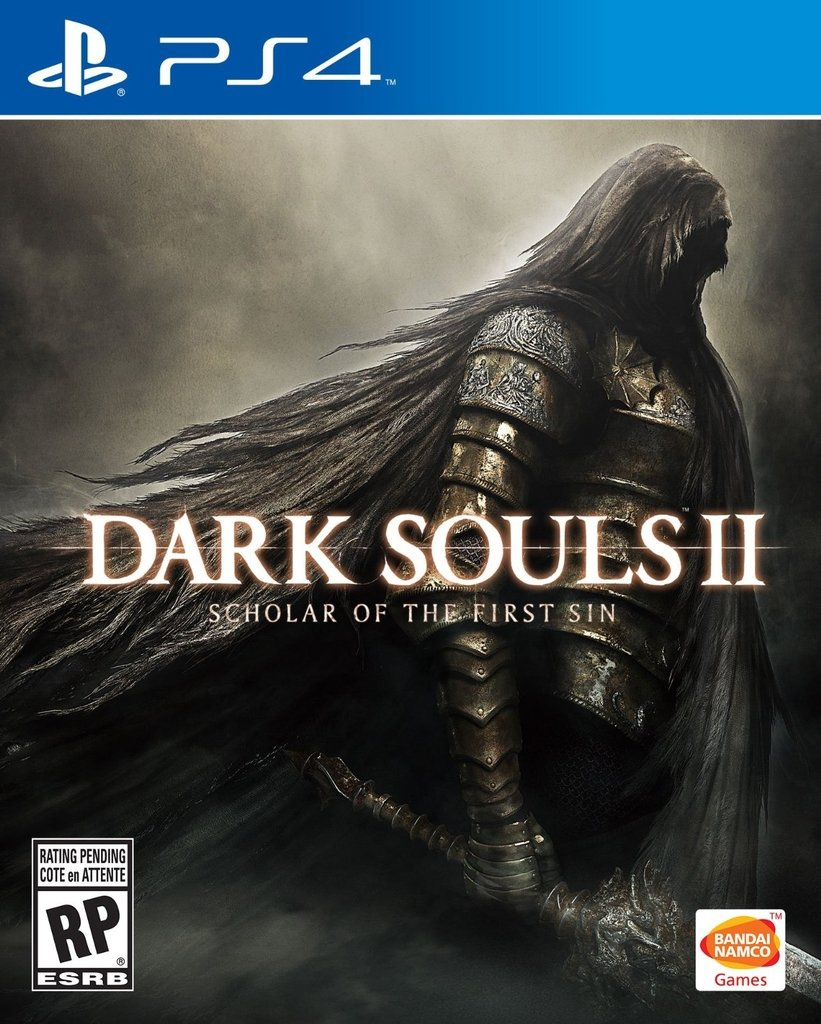DARK SOULS II PS4