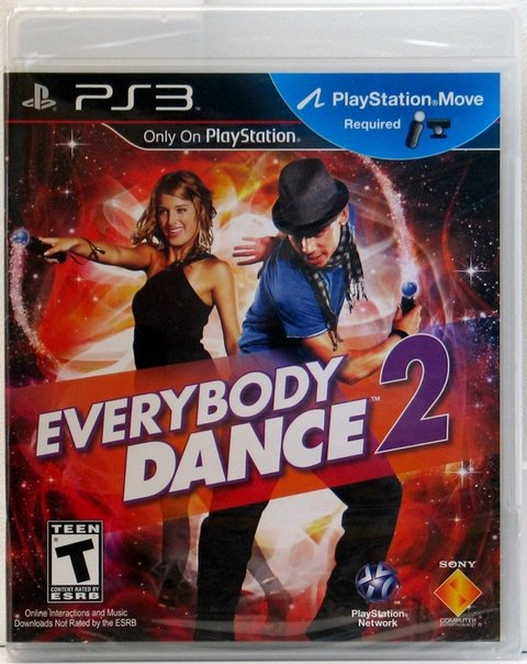 EVERYBODY DANCE 2 PS3