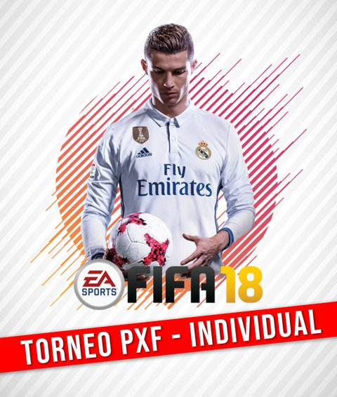 TORNEO PXF - FIFA 18 INDIVIDUAL PS4