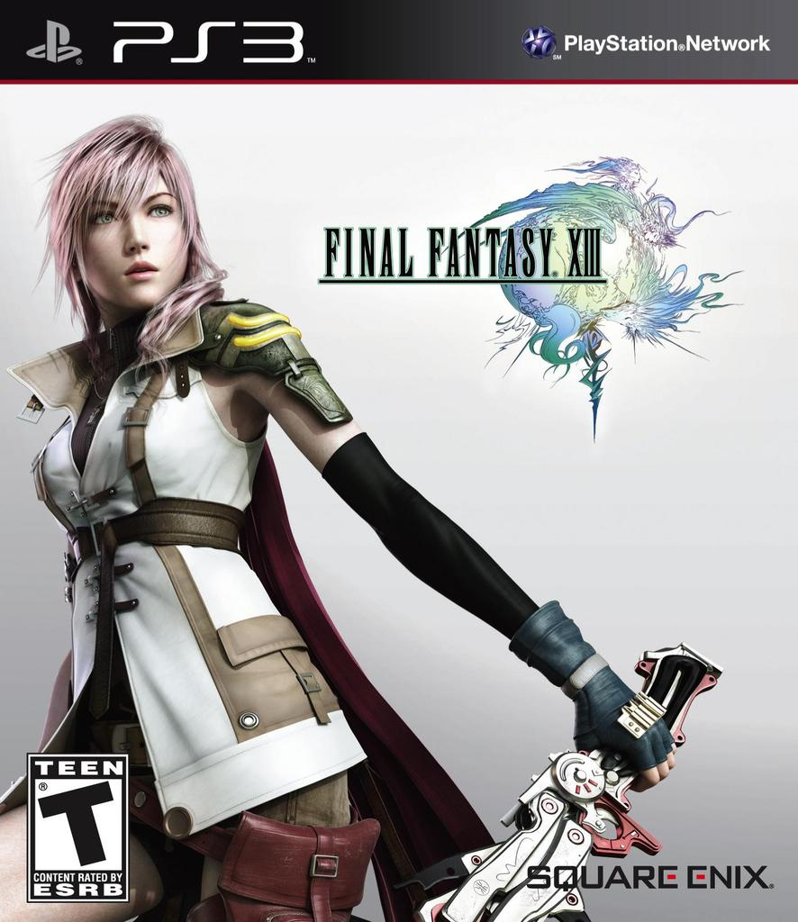 FINAL FANTASY XIII PS3