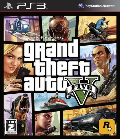 GRAND THEFT AUTO V PS3 - GTA 5 en internet