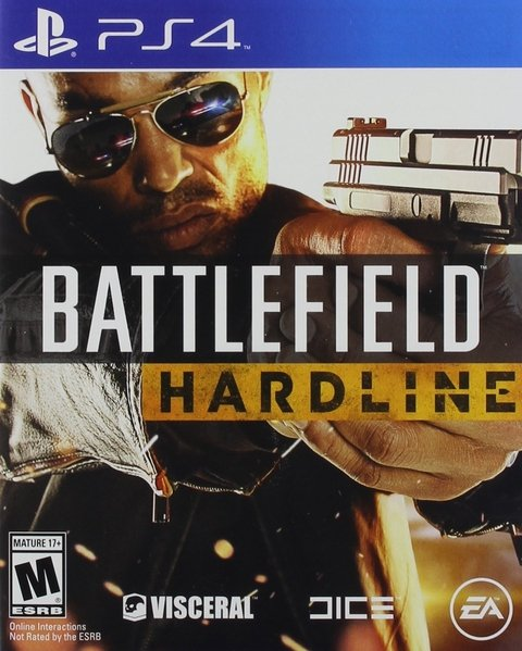 BATTLEFIELD HARDLINE PS4 en internet