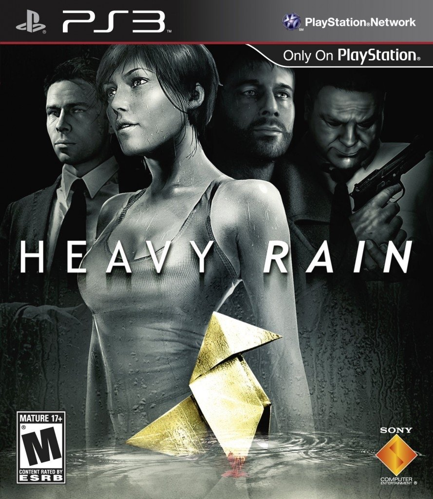 HEAVY RAIN DIRECTOR´S CUT EDITION PS3