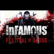 INFAMOUS FESTIVAL OF BLOOD PS3 DIGITAL